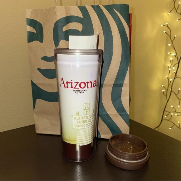 Starbucks Arizona Global Icon Travel Tumbler Mug